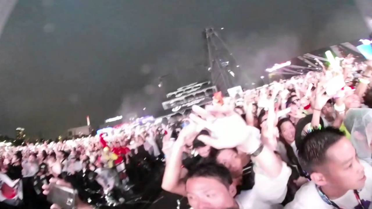 MARTIN GARRIX (360°)VR @ ULTRA JAPAN 2016