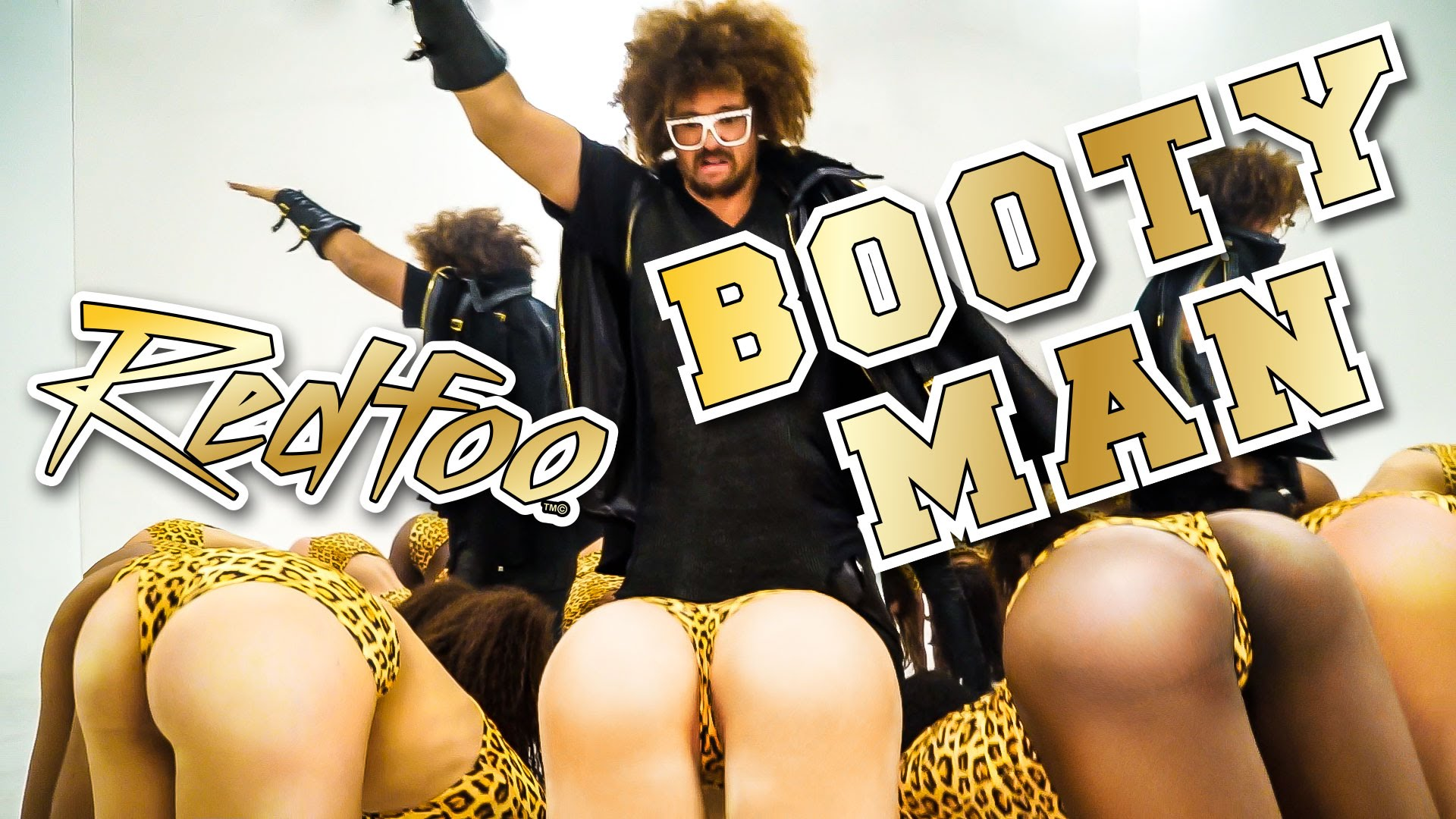 Redfoo – Booty Man (Official 360° Music Video)