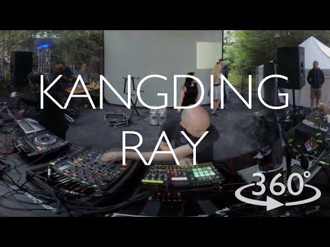 Kangding Ray DJ Set 360 Video @ Треугольник