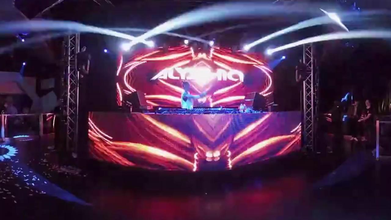 DJ ALYSHIA in Vancouver