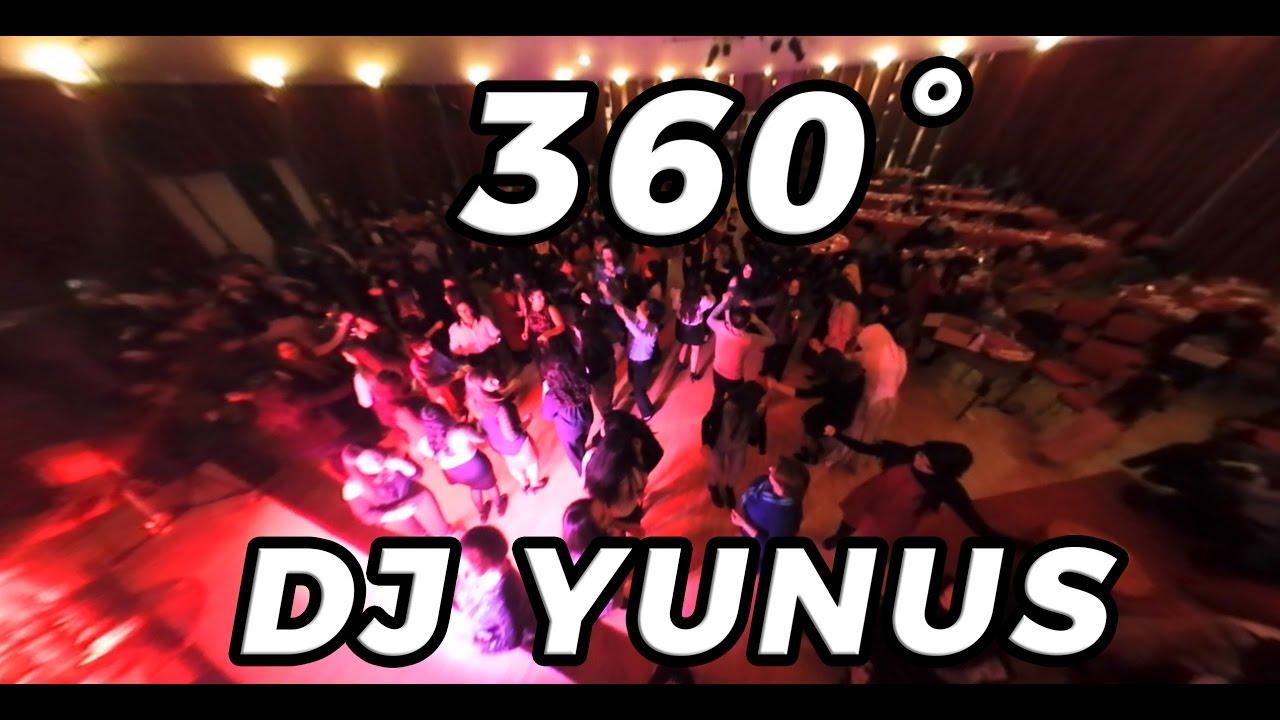 DJ YUNUS AMBIANCE EN 4K 360°