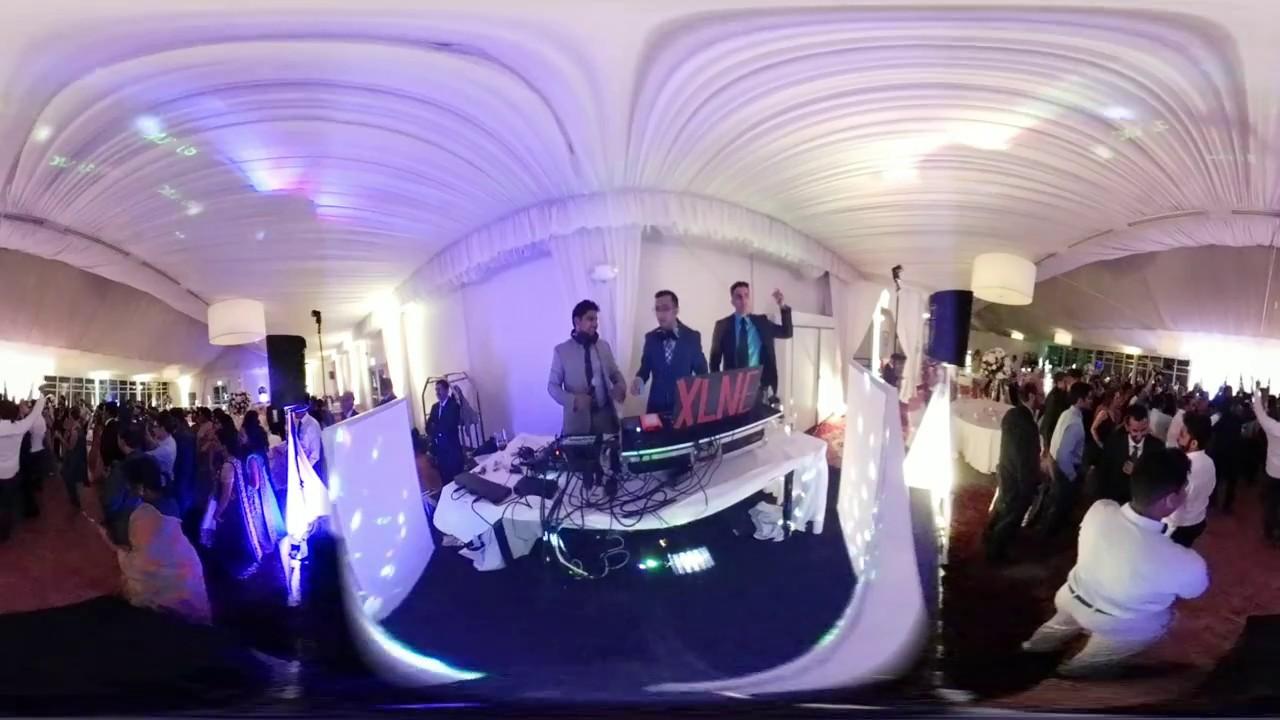 Marriott Party – dj X.L.N.C 360 Xperience.